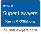 Super Lawyers Kevin P. O' Mahony
